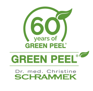 Green peel treatment at Nina L'Allure